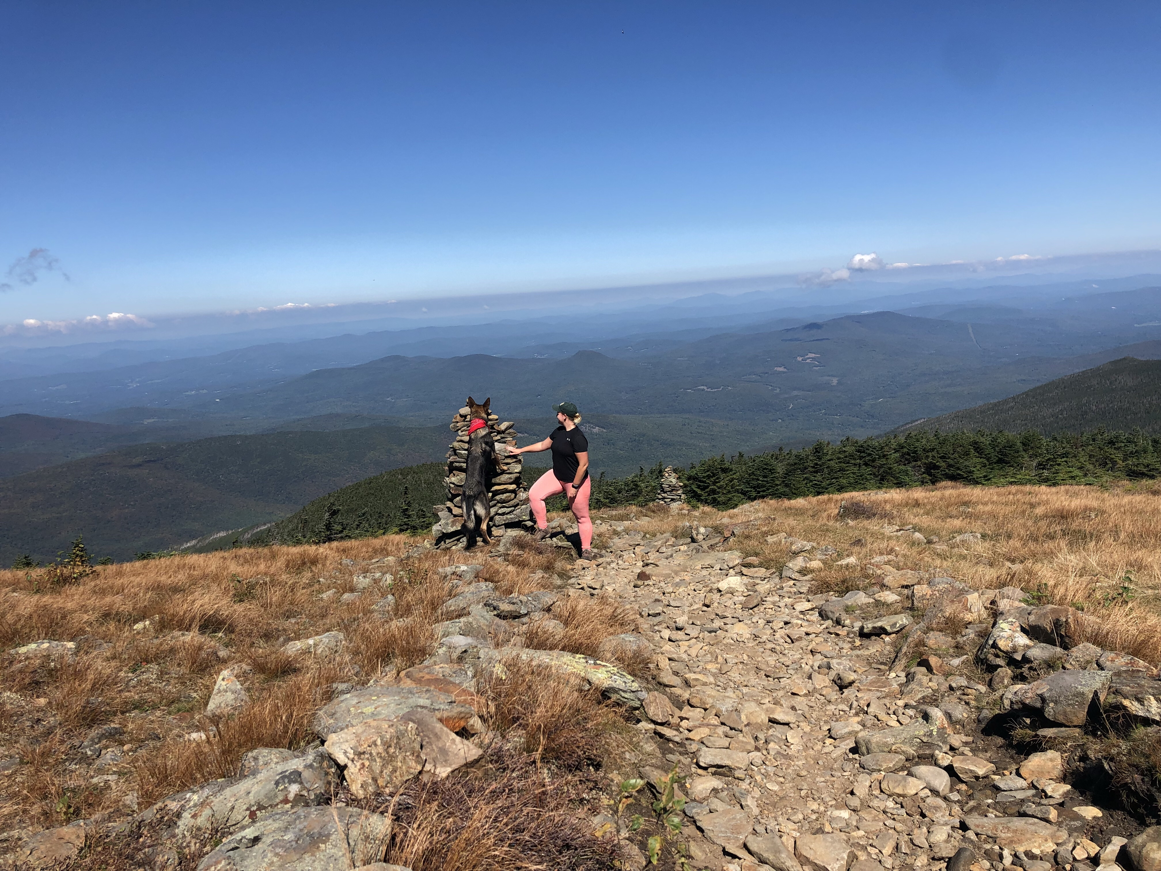Mount Moosilauke - September 2018
