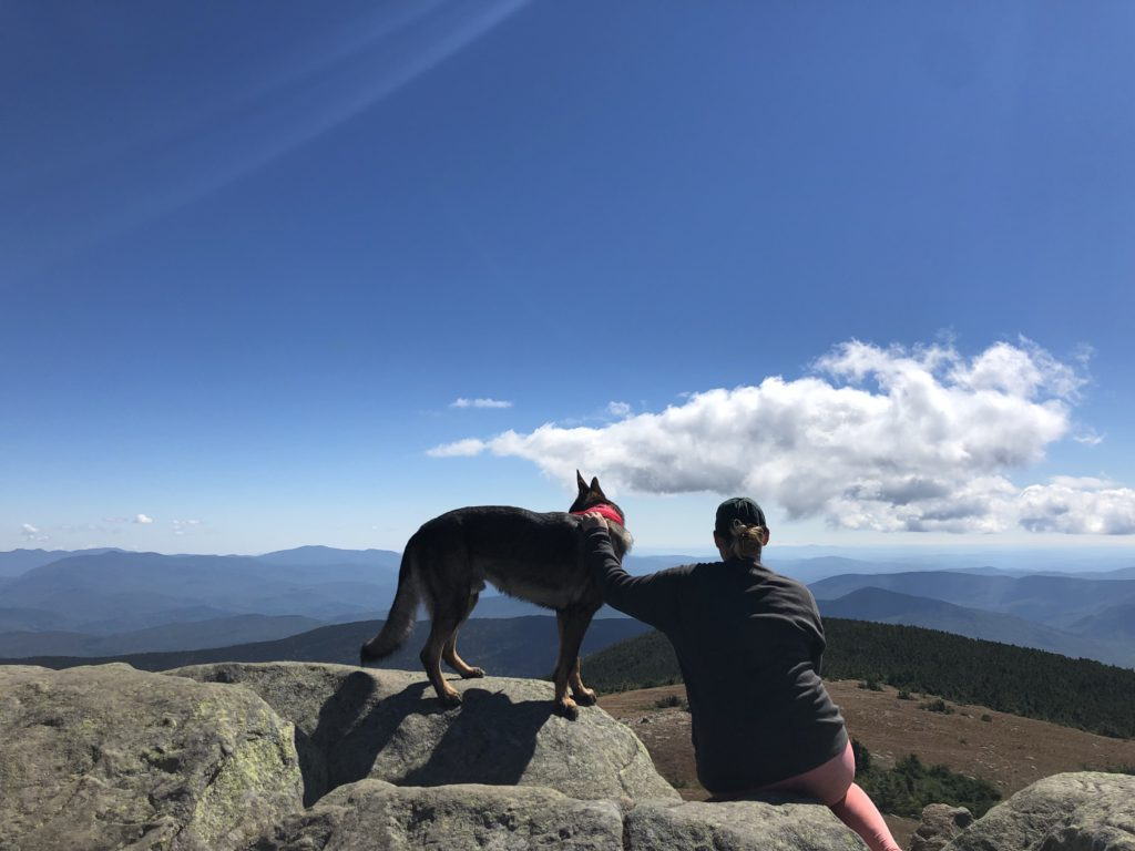 Summit of Moosilauke