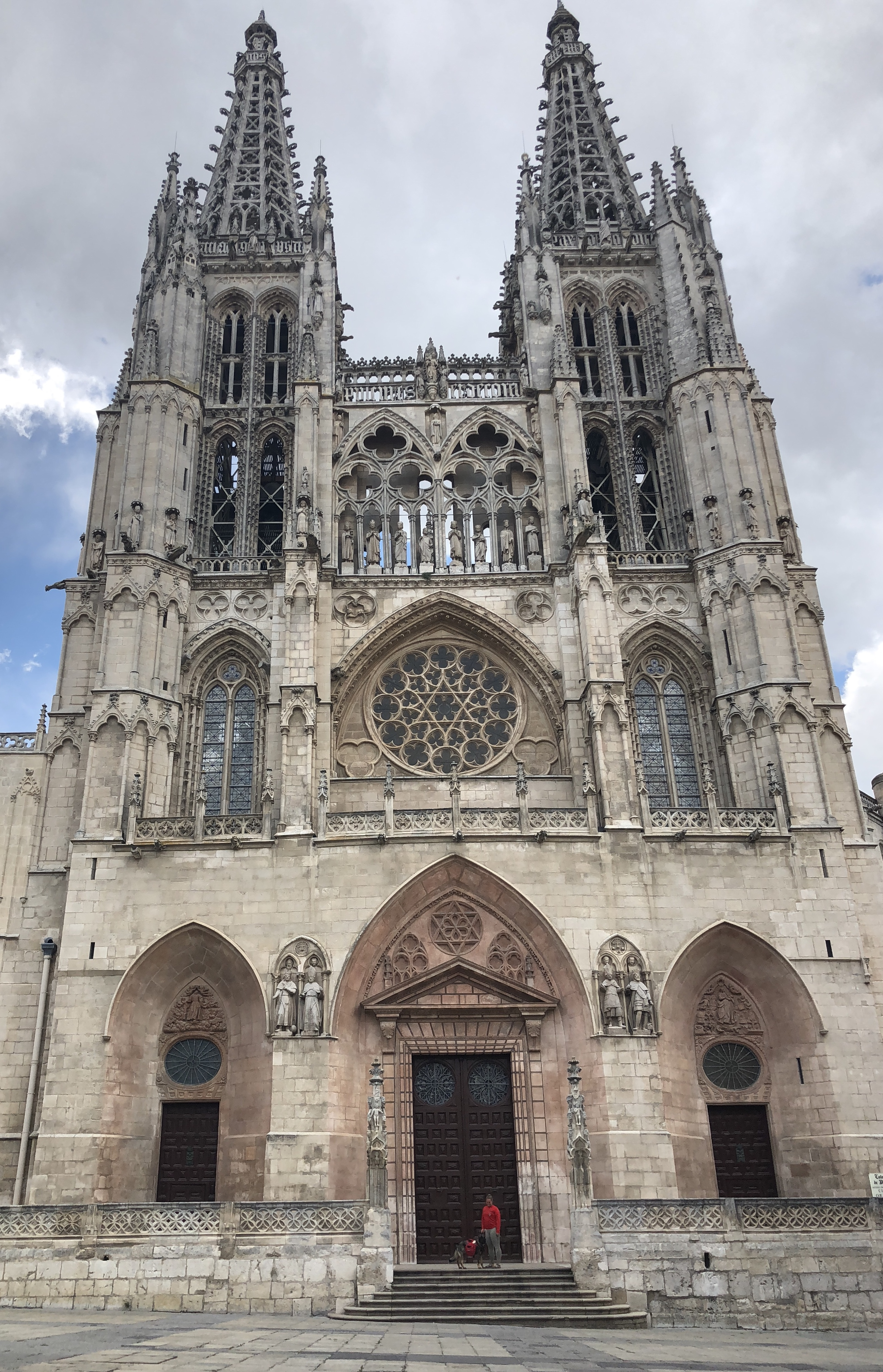 Day 15 – Agés to Burgos