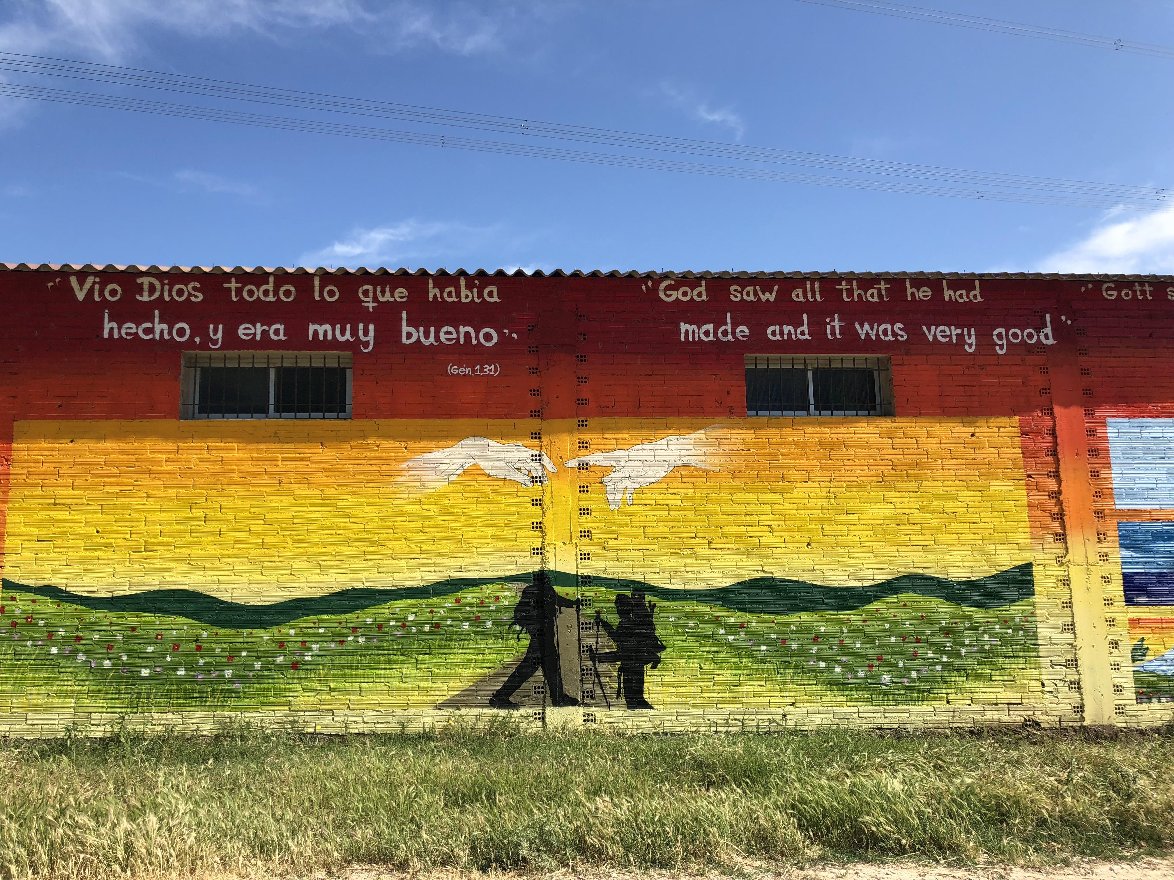 Day 17 – Burgos to Hornillos