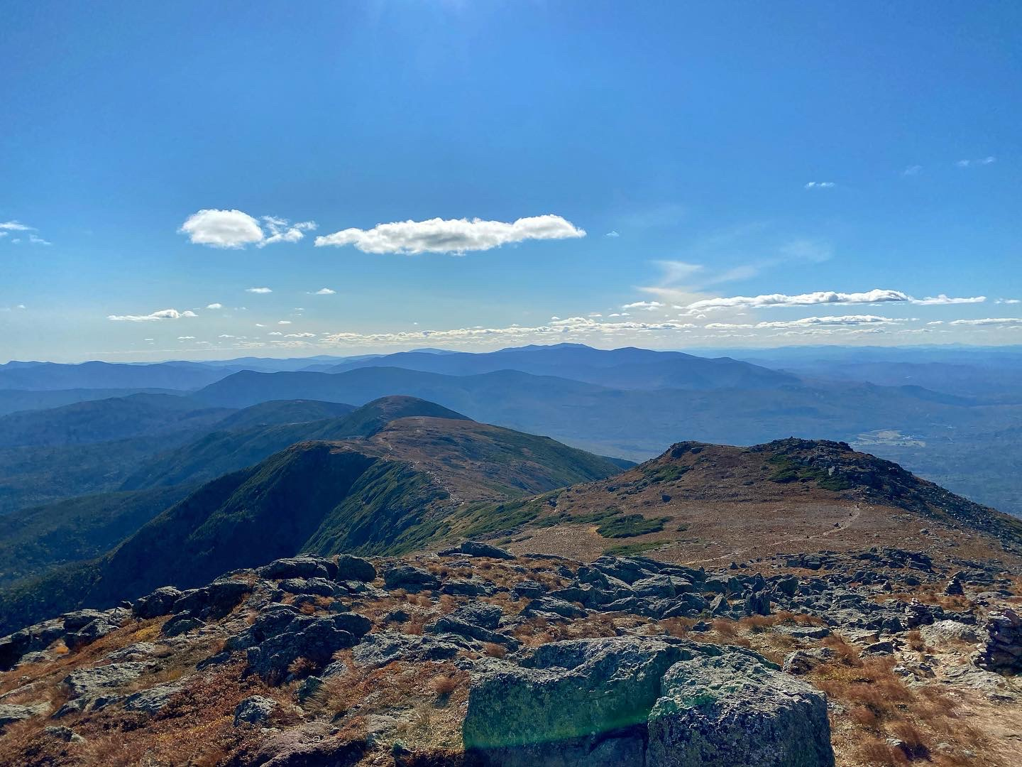 Fall in the Presidentials